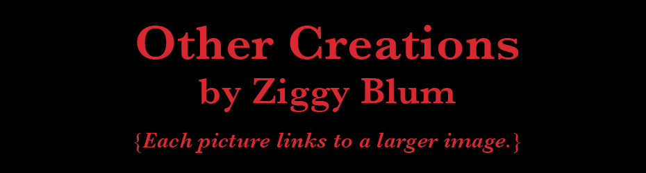 Other Creations by Ziggy Blum